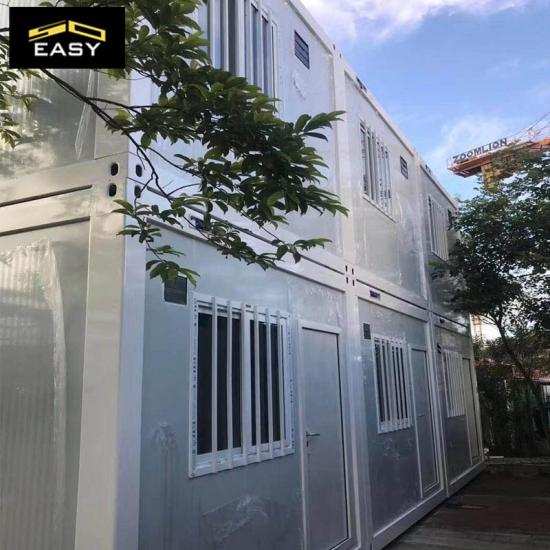 20 ft freight cargo tiny container homes in Malaysia