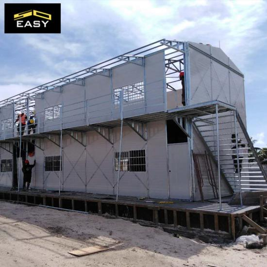 prefabricated K house for sale