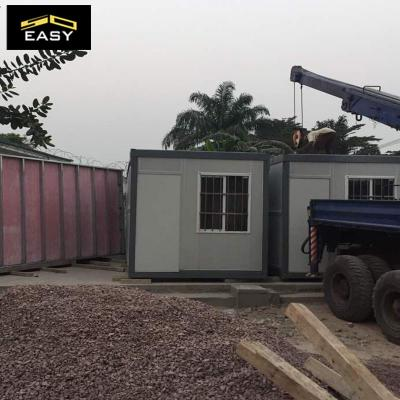 galvanized folding container homes
