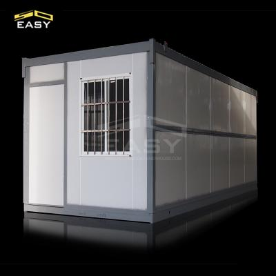 Prefab Steel Folding Construction Container House