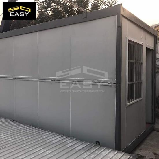 20ft Folding Prefabricated Container House