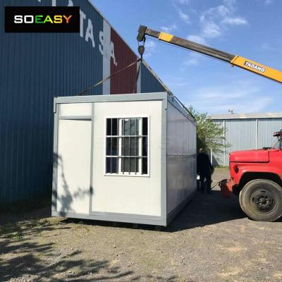 fold container house